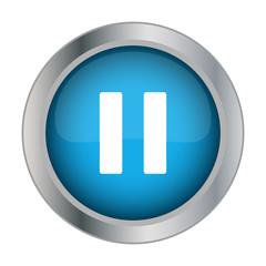 button pause illustration