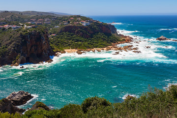 Knysna, Featherbed, Featherbed Nature Reserve, Knysna Heads, South Africa