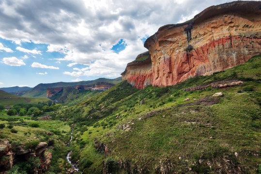 Golden Gate Highlands National Park, South Africa