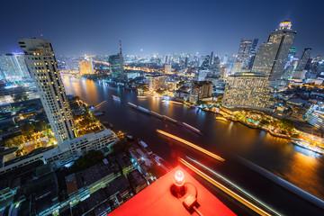 Fototapete - Bangkok, Thaïlande