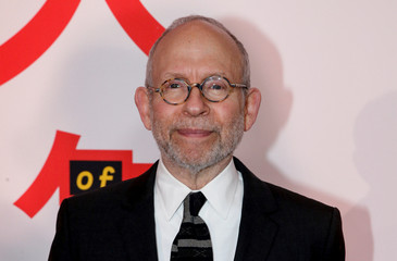 Cast member Bob Balaban arrives for a screening of 'Isle of Dogs' in New York