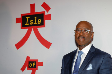 Cast member Courtney B. Vance arrives for a screening of 'Isle of Dogs' in New York