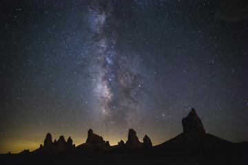 Milky Way Setting