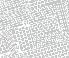 Seamless pattern with computer keyboard keys