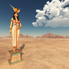 Göttin Hathor