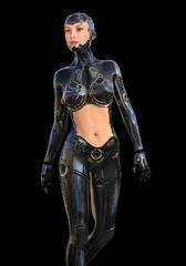 Humanoider Roboter, Freisteller