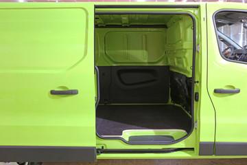Van Sliding Door