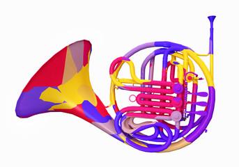 Horn, Musikinstrument