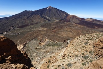 Teneriffa - Vulkan Teide