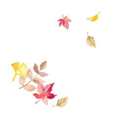 季節素材、11月