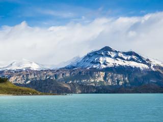 Argentina, Patagonia, El Calafate, Santa Cruz Province, Puerto Bandera, Lago Argentino