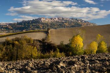 Tuscany Montepulciano siena