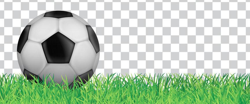 Fußball - Fußballspielfeld