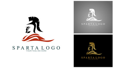 Sparta Logo Vector