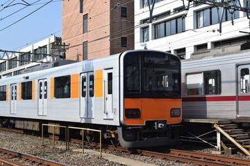 Suburban train of Greater Tokyo Area (Tobu 50000 series)