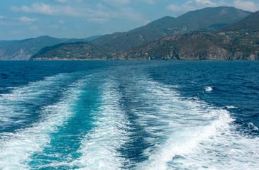Cadres-photo bureau Cote Levanto coast, Liguria, Italy