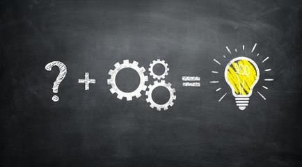 Prozess - Ideenfindung