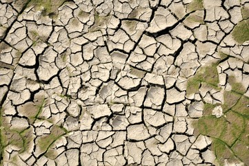 Drought - dry land