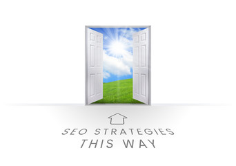 This Way Open Doorway - SEO Strategies