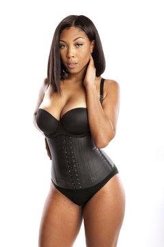Caribbean corset