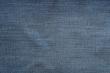 old blue denim background texture