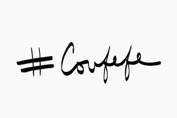 covfefe written out on white