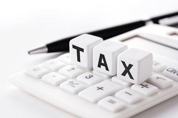税金 TAX