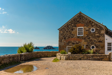 Küstenabschnitt Cape Cornwall