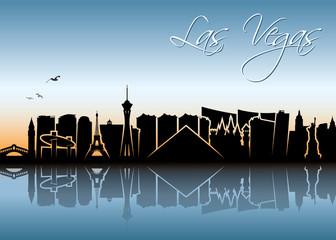 Las Vegas skyline - Nevada