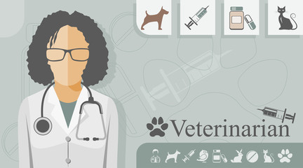 Occupation - Veterinarian