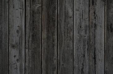 Rustikale dunkle Bretterwand