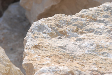 Bout de rocher