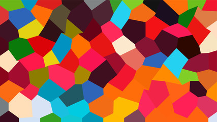 colorful candy block pattern vector background