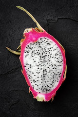 Dragon Fruit cross-section