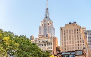 Wall Mural - Buildings of Midtown Manhattan