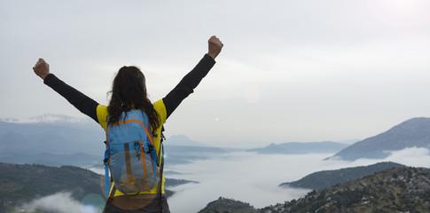 free spirited successful traveler, traveler, natural born