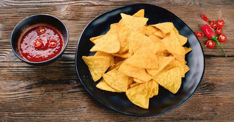 Mexican nachos.