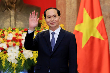 Russian Foreign Minister Sergei Lavrov visits Vietnam