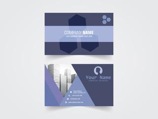 Vector Modern Creative Business Card Template
