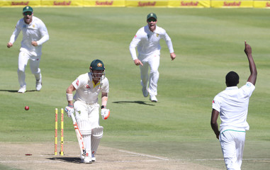 South Africa vs Australia - Third Test