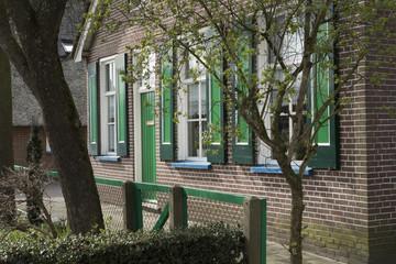 Staphorst Overijssel Netherlands. Farm