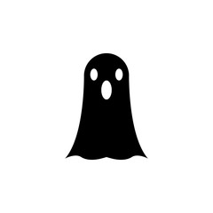 ghost icon. Element of scarecrow icon. Premium quality graphic design icon. Signs and symbols collection icon for websites, web design, mobile app