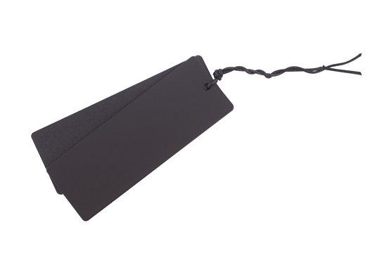 clothes black cardboard price tag