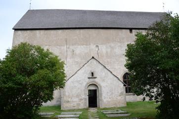 Källa church in Sweden
