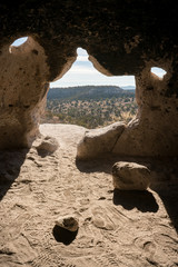Tsankawi Trail, Bandelier National Monument, New Mexico