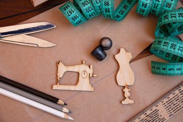 tools seamstress