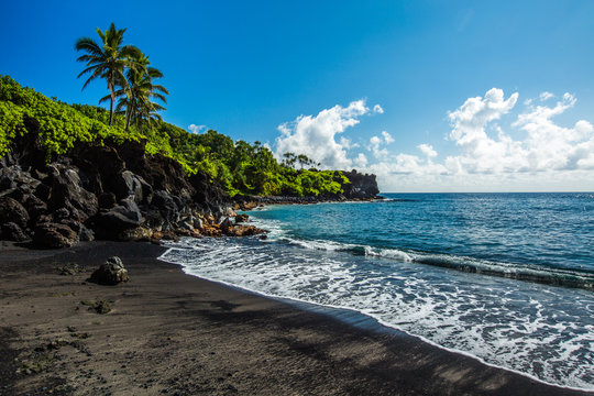 Waianapapa State Park, Maui
