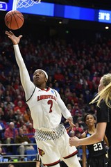 NCAA Womens Basketball: NCAA Tournament-Lexington Regional - Louisville vs Stanford