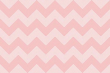 Pattern stripe seamless pink. Chevron striped candy background vector.