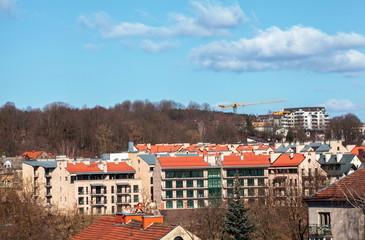 Residential Houses in Vilnius